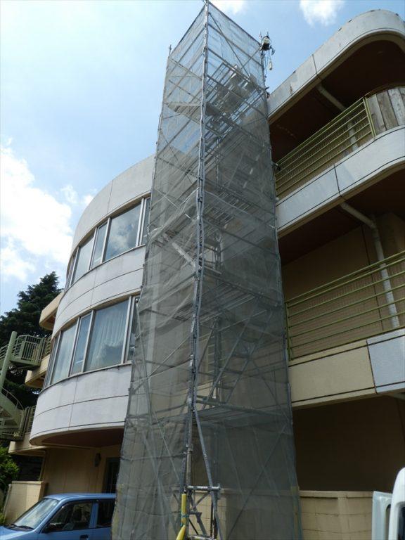 宇都宮市内施設の防水工事イメージ