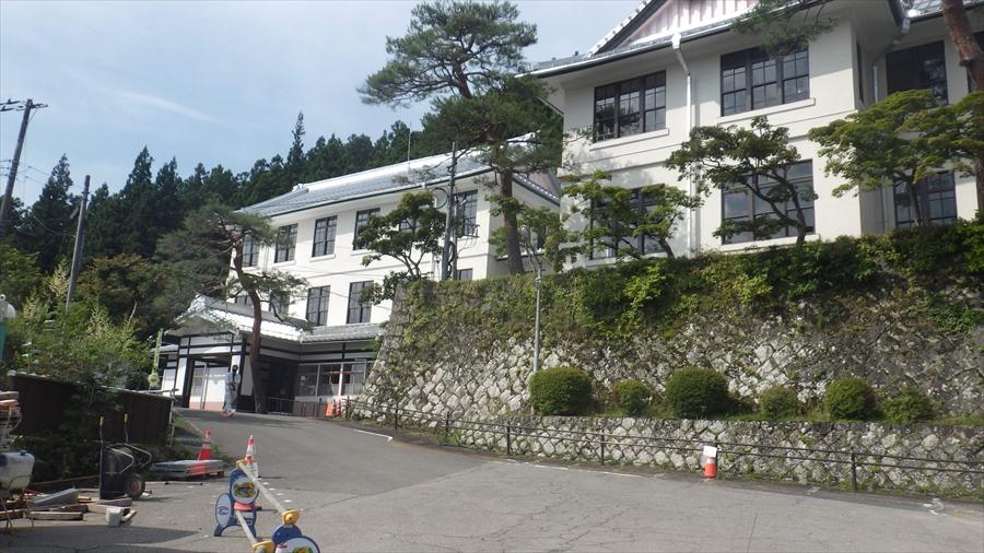 旧日光庁舎改修工事イメージ